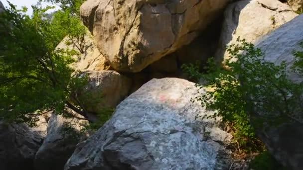 Paklenica krasový říční kaňon je národní park v Chorvatsku. Nachází se v Starigrad, v Severní Dalmácii, v jižní části pohoří Velebit nedaleko Zadaru. Mala a Velka Paklenica.