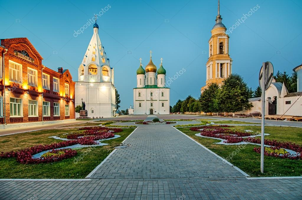 Assumption Cathedral in Kolomna
