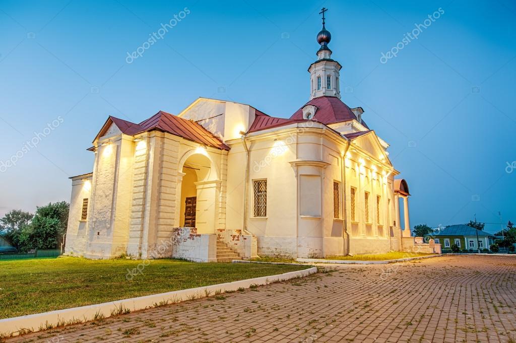 Church of Resurrection in Kolomna