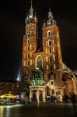 St. Mary Basilica, Krakow