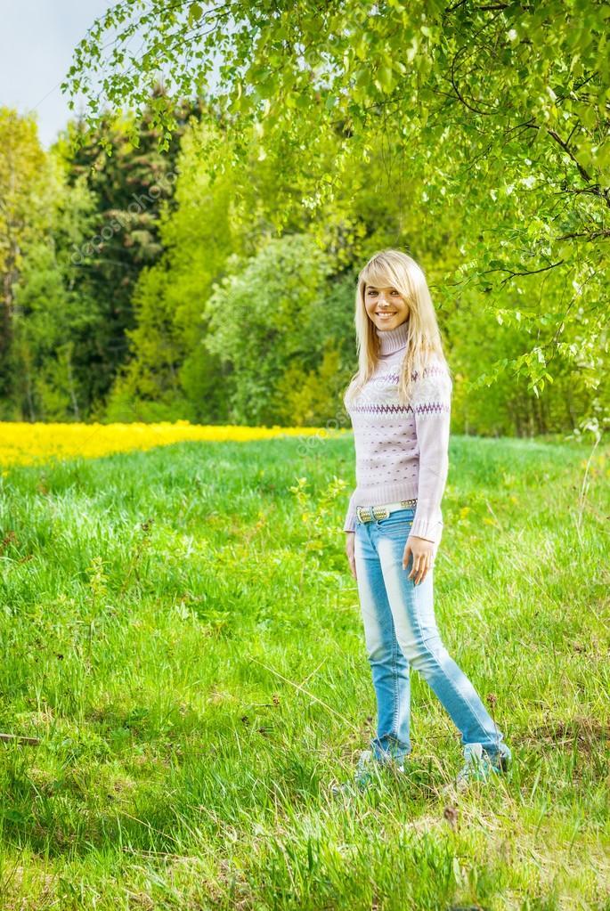 1828d62a4021f6 Portret van vrouw — Stockfoto © BestPhotoStudio  61870653