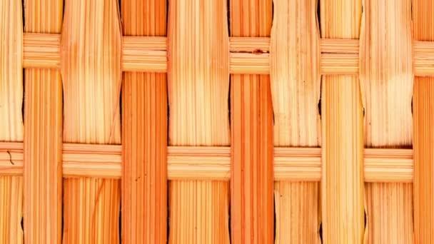 Bambus braune Tischdecke