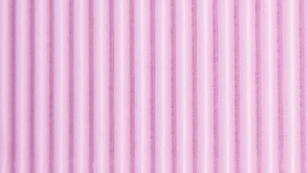 růžová plastová deska