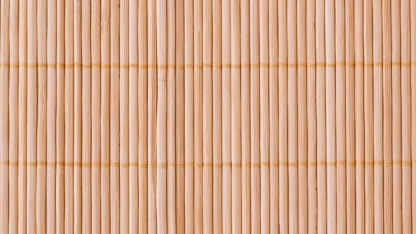 bambus hnědý ubrus