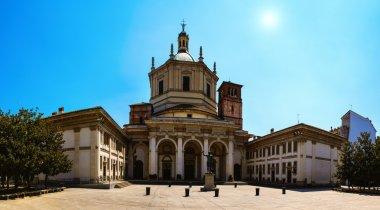 Basilica of San Lorenzo Maggiore in Milan