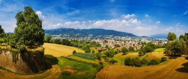 Bergamo is a city in Lombardy, Italy