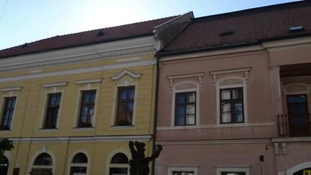 Staré město Levoča na Slovensku