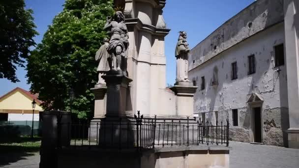 Socha St. Rochus v Prešově