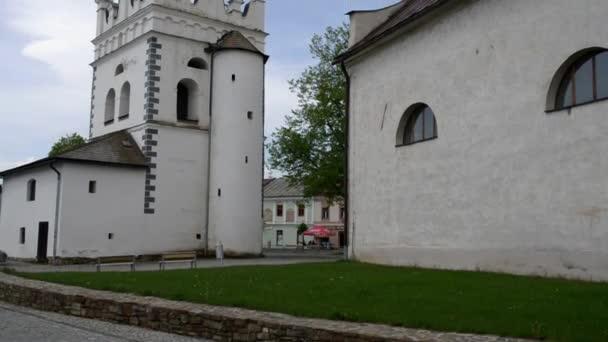 Farní kostel v Podolinec
