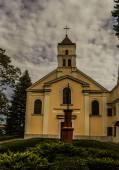 Kirche der Heiligen Dreifaltigkeit in Lomza