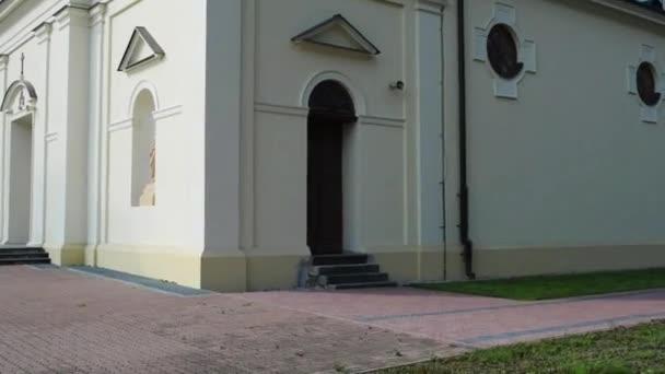 Church of St. Stanislaus in Zbuczyn, Poland