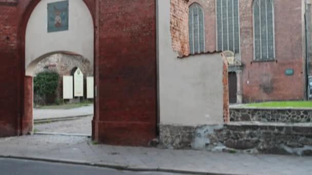Church of St. Elizabeth in Gdansk, Poland