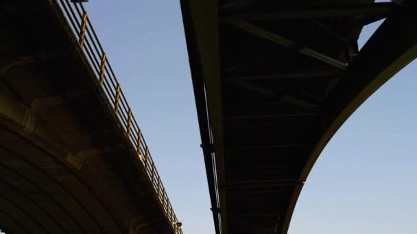 Most na řece Mincio v Mantuě, Itálie