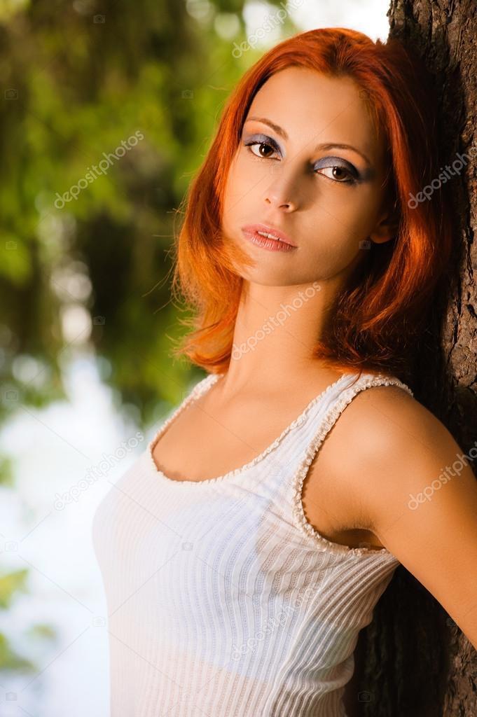 Beautiful redhead babes