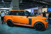 Startech Pickup auf Basis Bereich Rover- Europa-Premiere