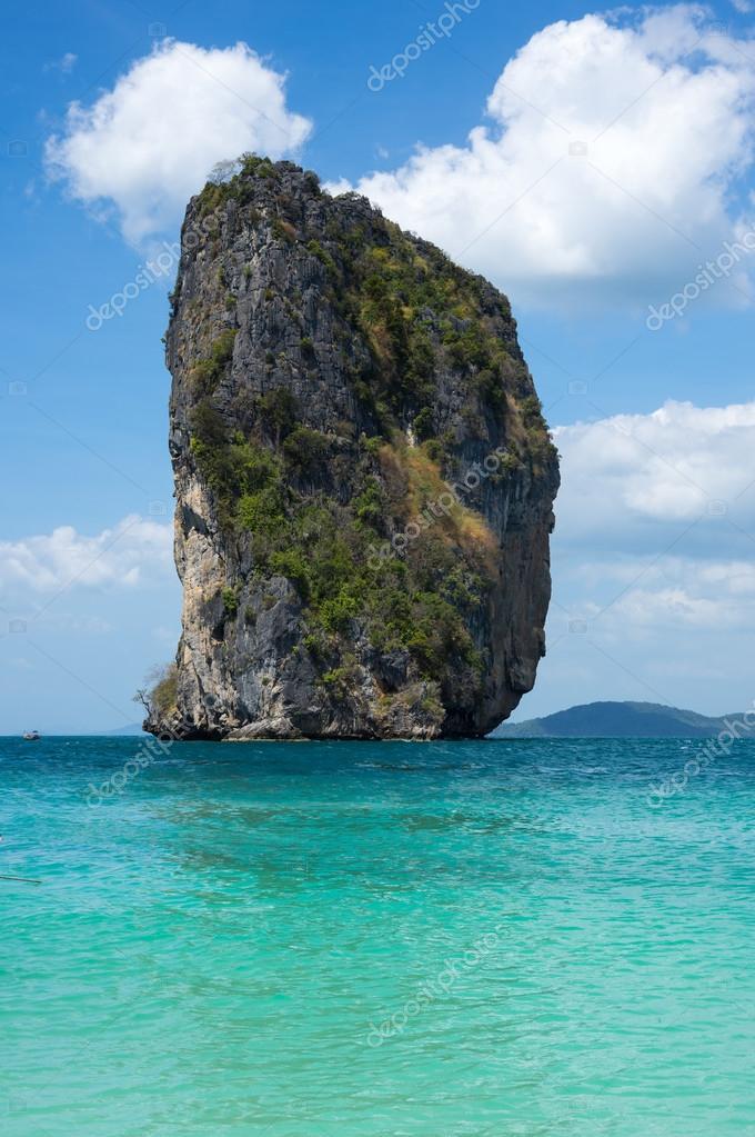 Islands of Andaman sea