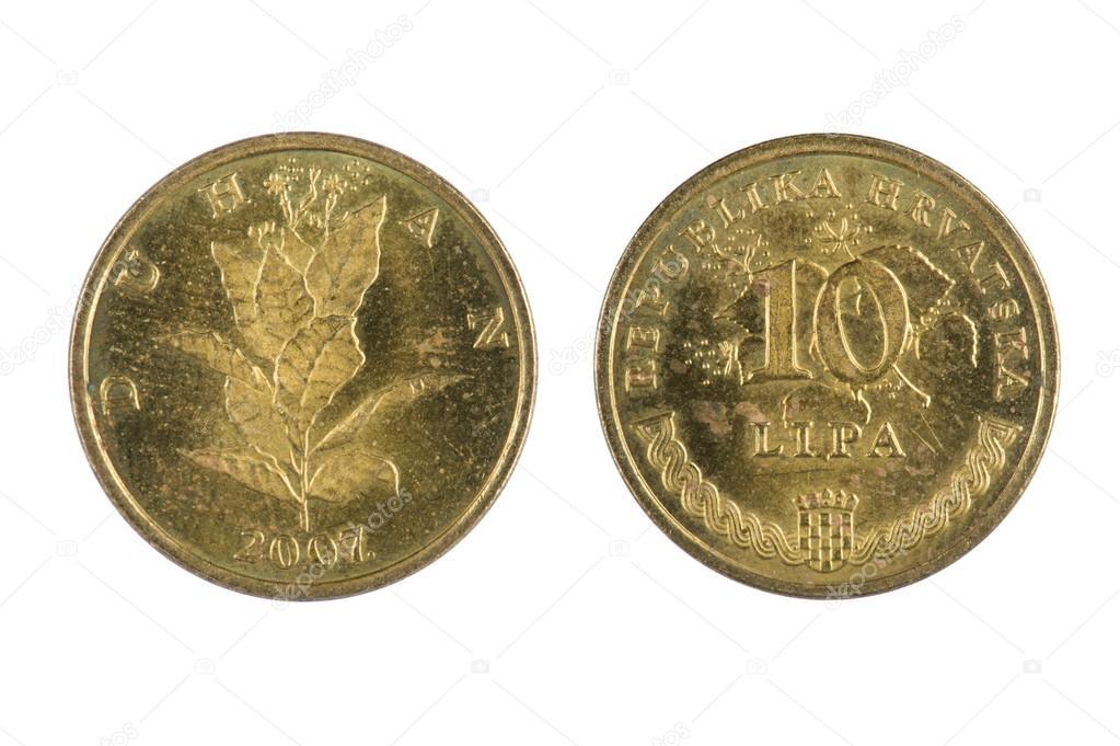 Kroatien Münzen Stockfoto Garry518 67523131