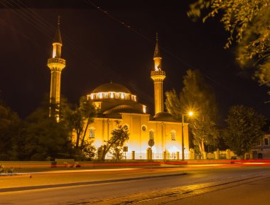 Crimea. Evpatoria, Juma Jami Mosque Devlet Giray Khan