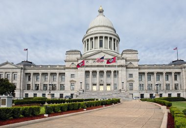 Capitol Building of Arkansas.