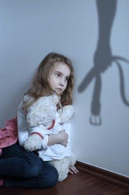 Child needs help - family violence