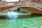 Fotografie Rialtobrücke am Canale Grande