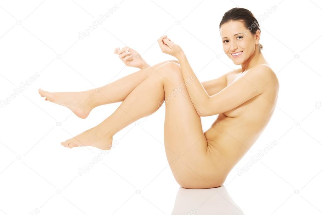 Beautiful nude womans