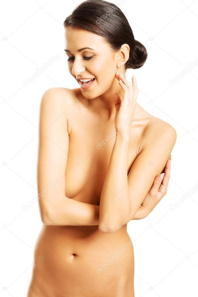 Topic nude of breast lady phrase, simply