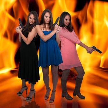 Women with Guns