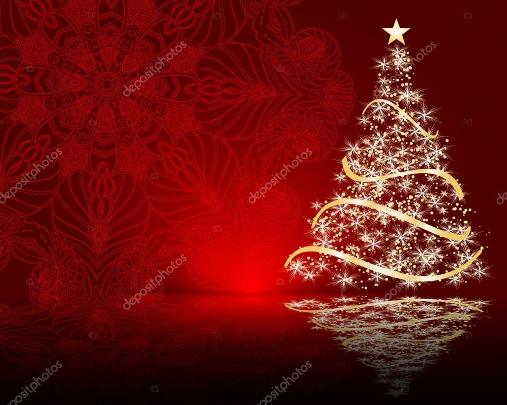 Sfondi Natalizi Su Cui Scrivere.Latest Hd Sfondo Albero Di Natale Stilizzato Sfondo