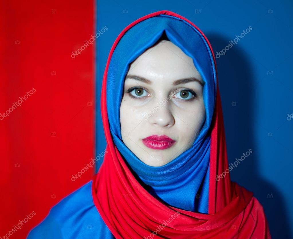 Arabic girl image