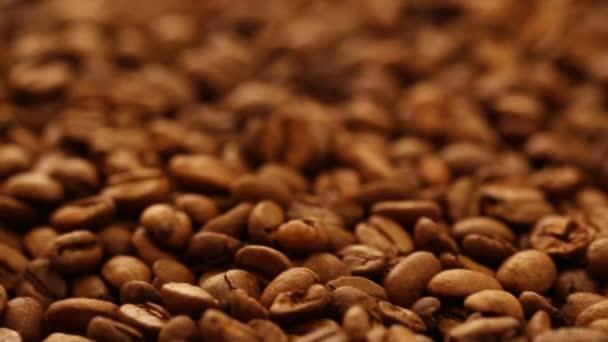 Heap-Kaffeebohnen