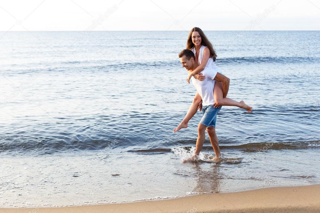 Cutest teen couples on the beach, s teen pussy