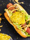 Fotografie chutné hot dog