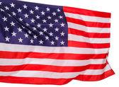 Fotografia Bandiera nazionale dellamerica