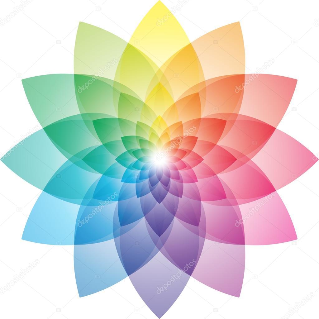 Lotus flower color wheel stock vector almagami 68262689 beautiful lotus flower color wheel vector eps10 vector by almagami izmirmasajfo
