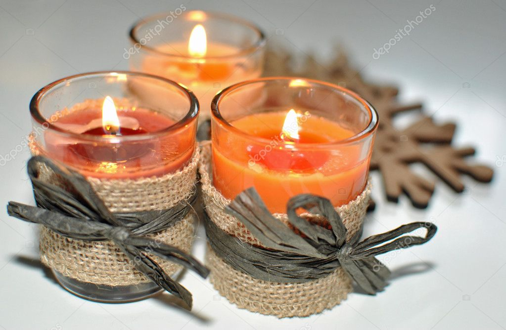 Vintage Christmas Candles.Vintage Christmas Candles Stock Photo C Lulu2626 90033518