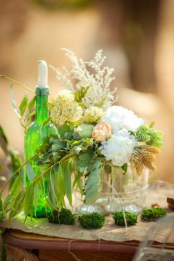 wedding details from ceremony and reception