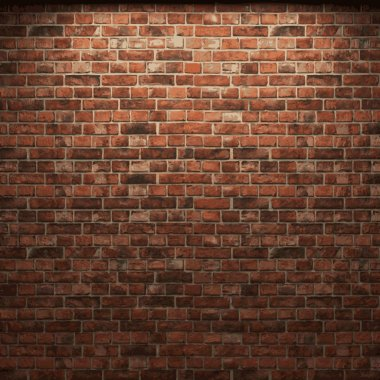 Vector brick background stock vector