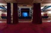 Fotografie empty theatre stage