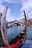 Photo Beautiful Venice view, Italy