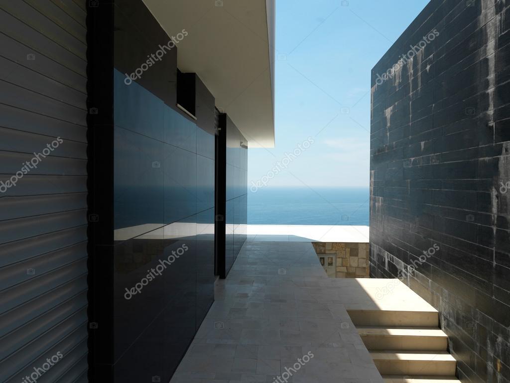Contemporary house modern villa