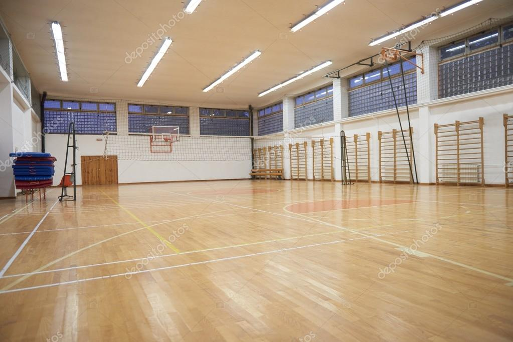 초등학교 체육관 실내 스톡 사진 169 Shock 69270745