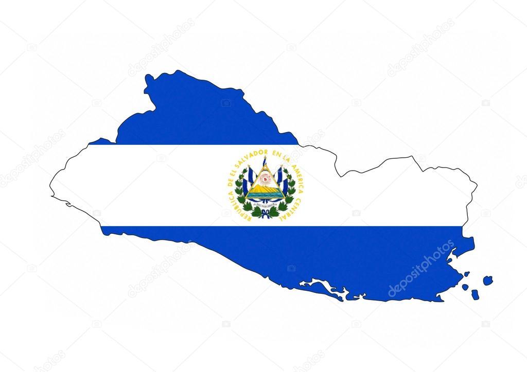 Salvador Flag Symbol