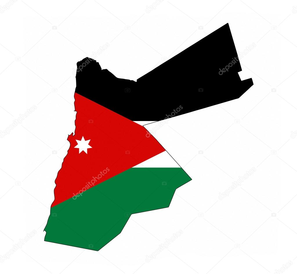 Jordan flag map stock photo tony4urban 71543467 jordan flag map stock photo biocorpaavc Gallery