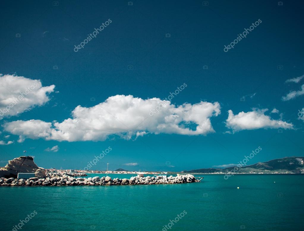 Summer day, Greece