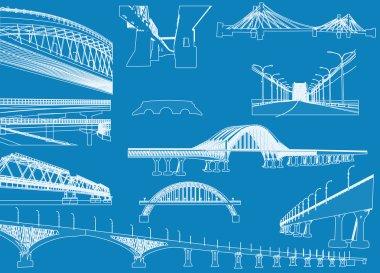 White bridges collection