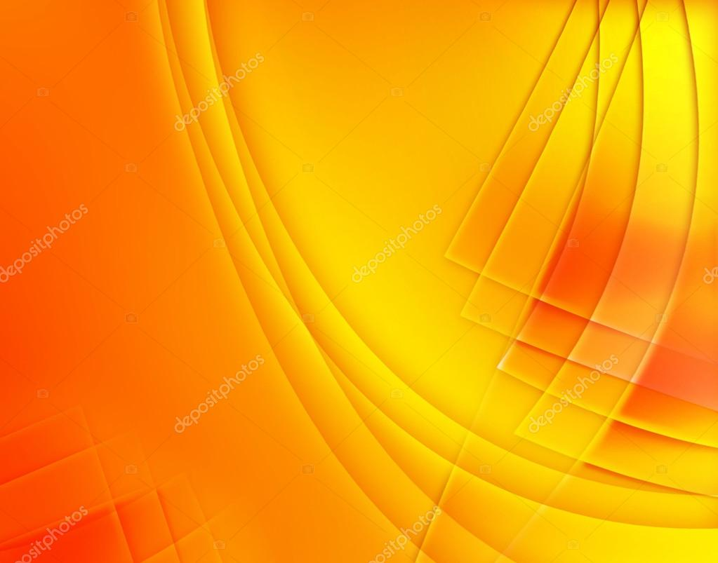 Background Amarelo E Laranja