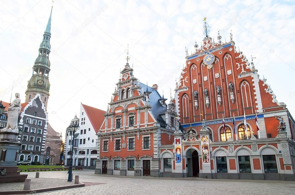 Image result for riga town square