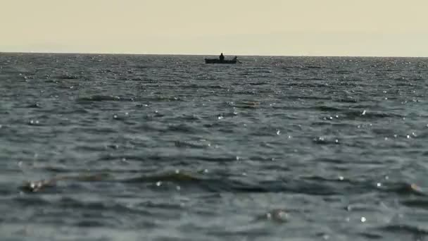 Táj a Balaton fisherboat