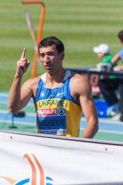 Oleksiy Kasyanov (Ukraine)